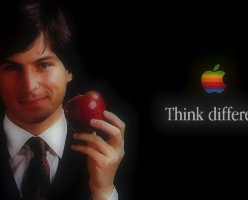 Scheuss Steve Jobs